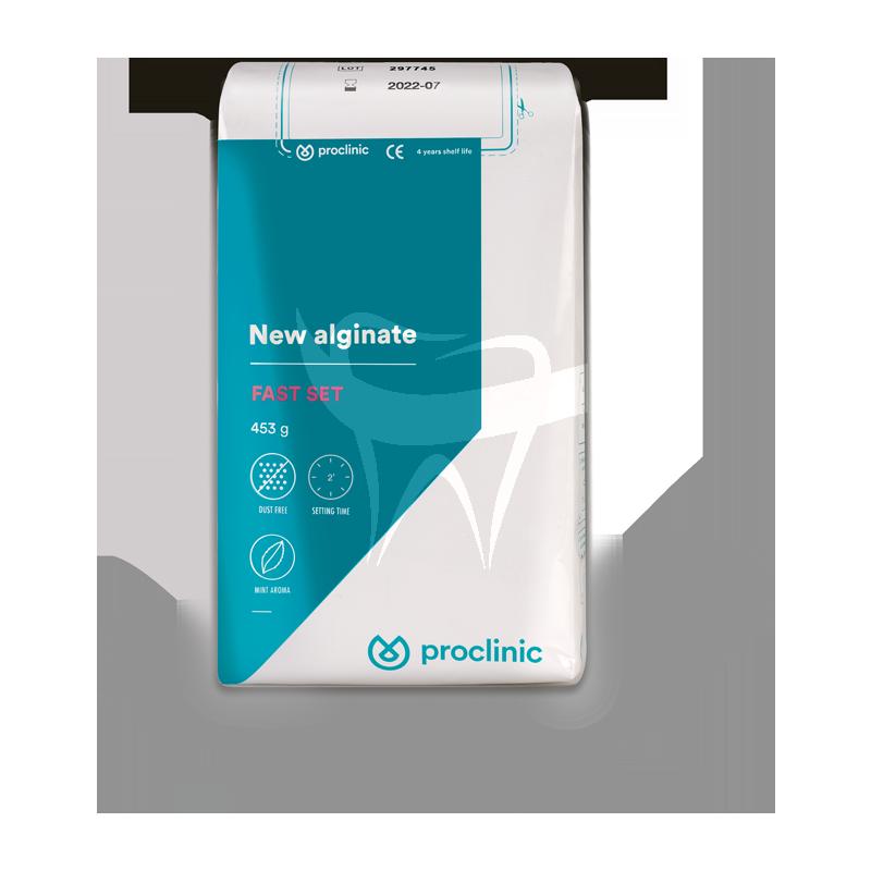 Product - ALGINATE PROCLINIC BAG 453 G.