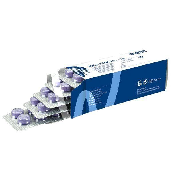 Product - TABLETS MIRA-2-TON 50U. (605765)