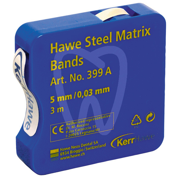 Product - STEEL MATRIX BAND KERR-HAWE