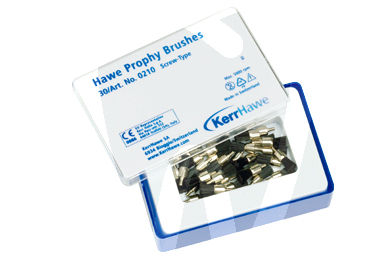 Product - PROPHY-BRUSHES, SCREW-TYPE, REGULAR