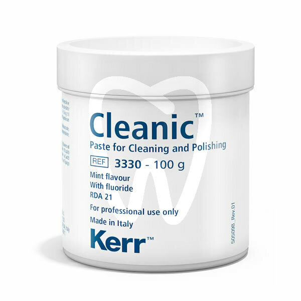 Product - CLEANIC JAR WITH FLUORIDE 100 G