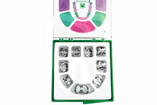 Product - HYGENIC® DENTAL DAM CLAMPS REFILL