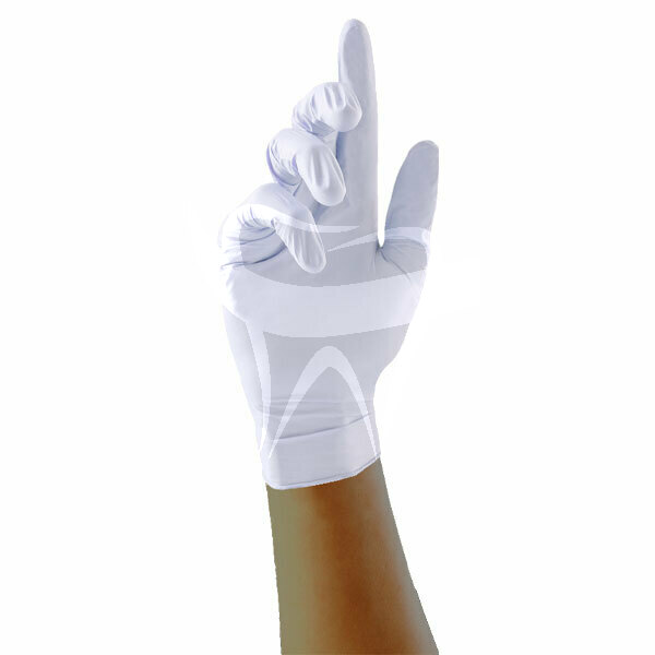 Product - PPE - POWDER-FREE NITRILE GLOVES MAXTER (200U)