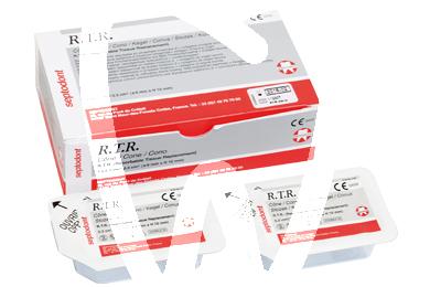 Product - R.T.R. CONES, TRICALCIUM PHOSPHATE + COLLAGEN
