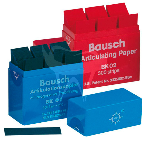 Product - BK ARTICULATING PAPER