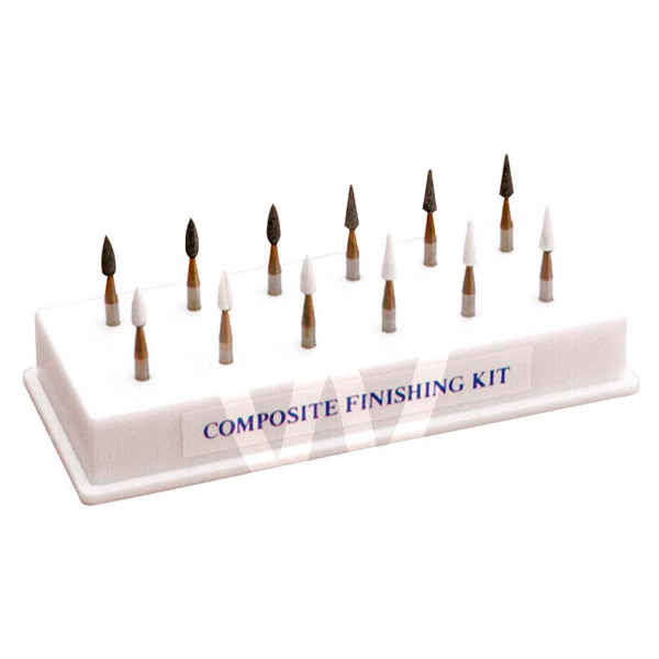 Product - COMPOSITE FINISHING SET FG  -0302- SHOFU