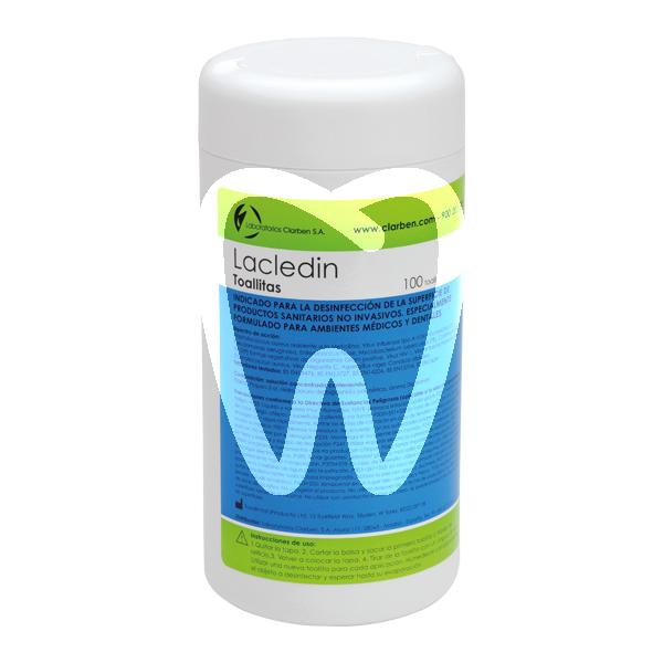Product - LACLEDIN WIPES EN 14476