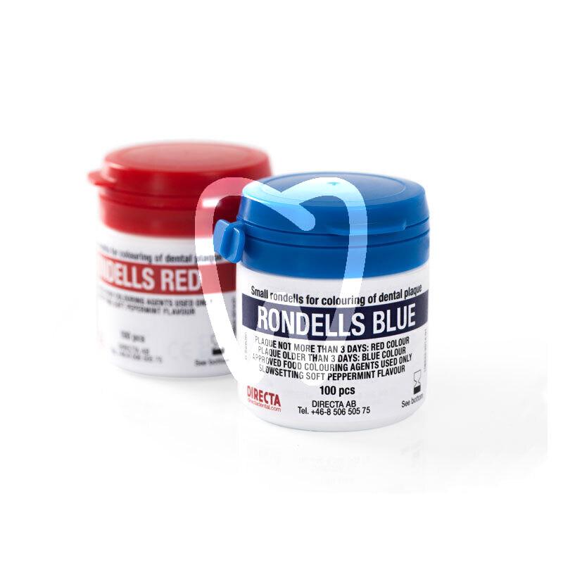 Product - RONDELLS DISCLOSING PELLETS