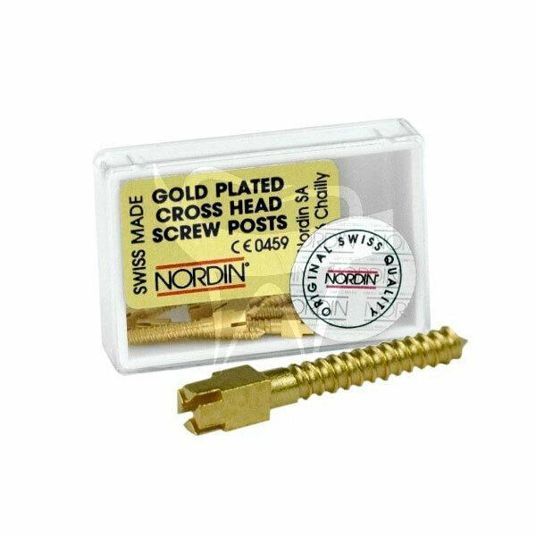 Product - GOLDEN COMPOSITE SCREWS 12 PCS