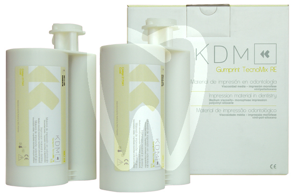 Product - KDM GUMPRINT TECNOMIX RE 2X380ml.