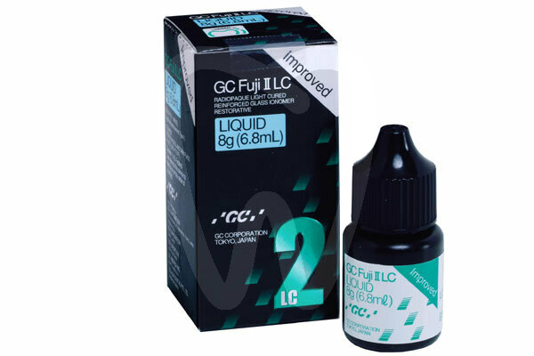 Product - GC FUJI II LC IMPROVED 6.8 ML (8 G) LIQ