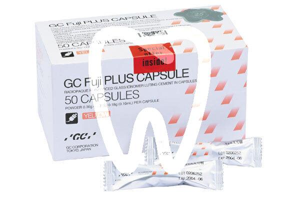 Product - FUJI PLUS CAPSULES