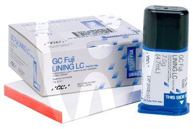 Product - FUJI LINING LC CARTRIDGE PASTE-PASTE 7g.