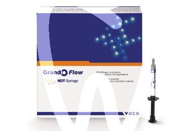 Product - GRANDIO FLOW SYRINGE REFILL