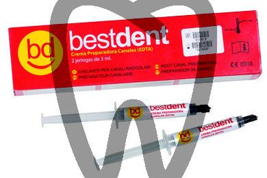 Product - CANAL PREPARER EDTA BESTDENT