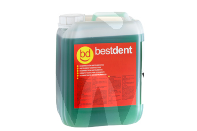 Product - INSTRUMENT DISINFECTANT 5L BESTDENT
