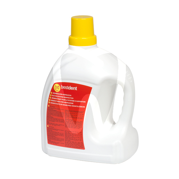 Product - ASPIRATION DISINFECTANT -2.5L  BESTDENT