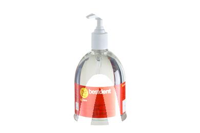 Product - LIQUID SOAP  500 ML BESTDENT