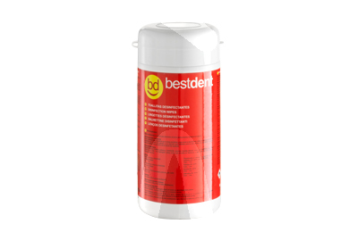 Product - DISINFECTANT WIPES BESTDENT