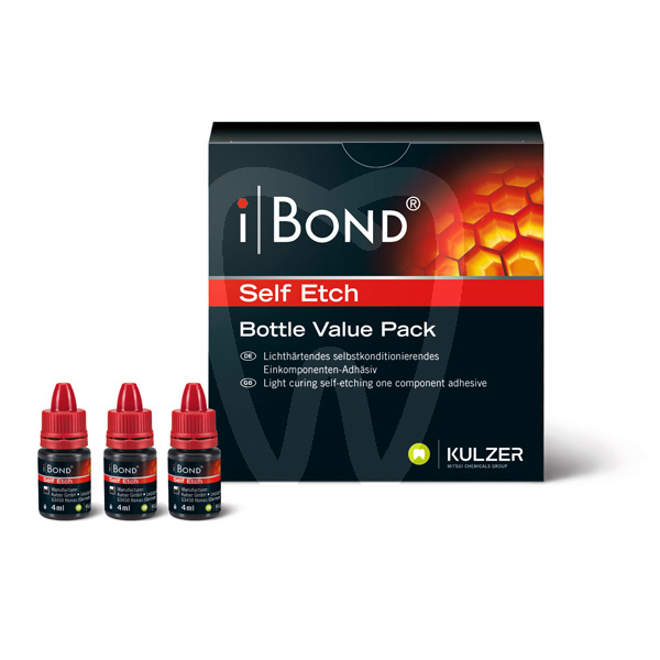 Product - IBOND SELF ETCH BOTTLE VALUE PACK -3x4ml
