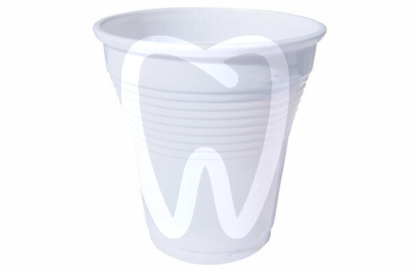 Product - WHITE PLASTIC CUPS  1000PCS