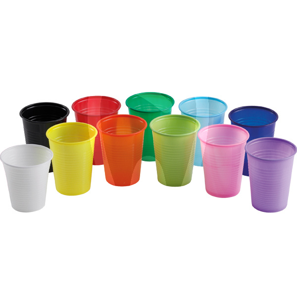 Product - MULTI-COLOUR PLASTIC CUPS