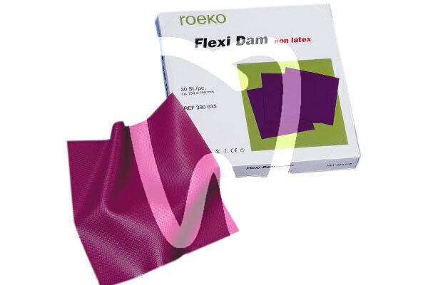 Product - RUBBER DAM FLEXIDAM NON LATEX 30U -9855-