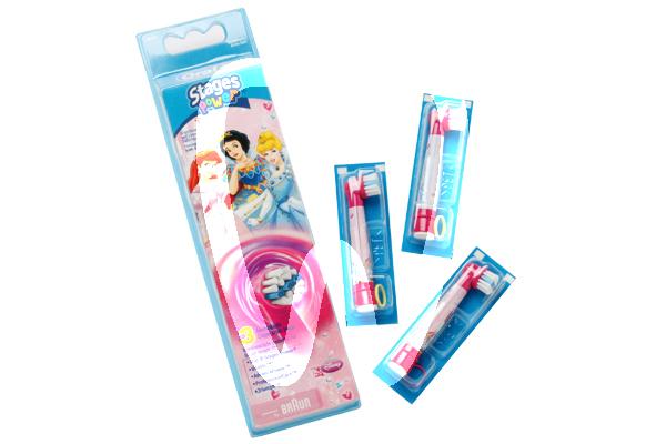 Product - ORAL B REFILL EB10 DISNEY GIRL 3u.