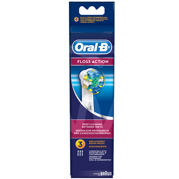 Product - REFILL FLOSS ACTION EB25 (3u.)