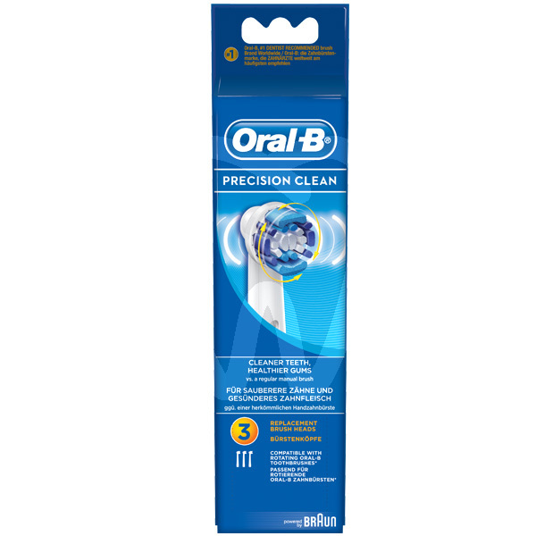 Product - REFILL EB20-3  HEADS ORAL-B