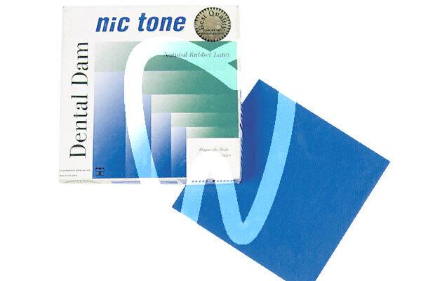 Product - NIC TONE DENTAL DAM 15X15 CM
