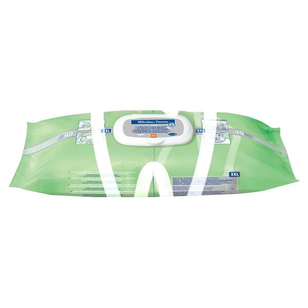 Product - MIKROBAC XXL WIPES EN 14476
