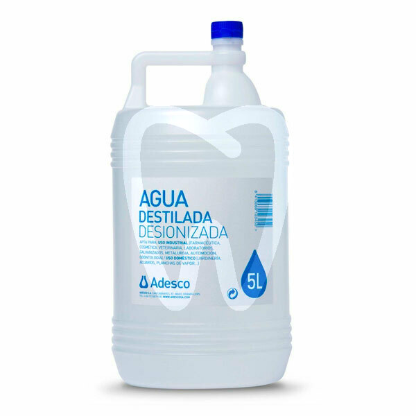 Product - DISTILLED WATER