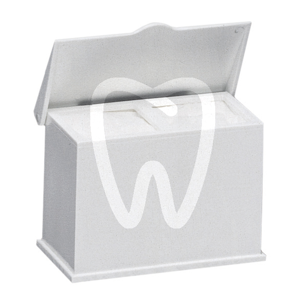 Product - DOUBLE PLASTIC GAUZE DISPENSER, WHITE