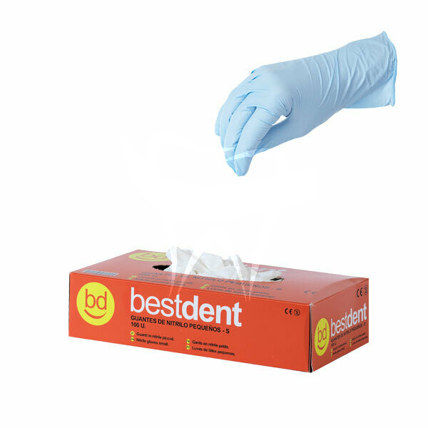 Product - PPE - POWDER-FREE NITRILE GLOVES