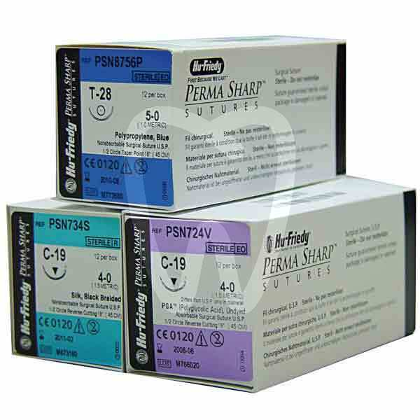 Product - PERMA SHARP® SUTURE NEEDLES 4/0