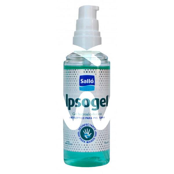 Product - PPE -  IPSOGEL HAND GEL 75ML