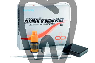 Product - CLEARFIL S3 BOND PLUS KIT 4 ML + ACCES.