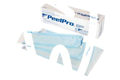 Product - STERILISATION BAGS7X25,5 (200U.) PEELPRO