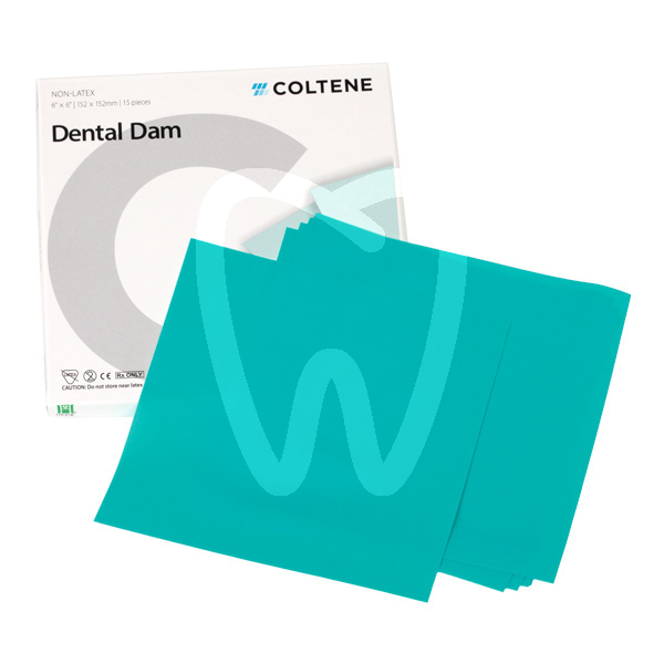 Product - NON-LATEX DENTAL DAM, MEDIUM