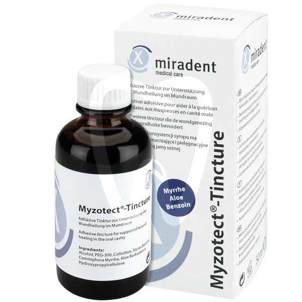 Product - MYZOTECT-TINCTURE