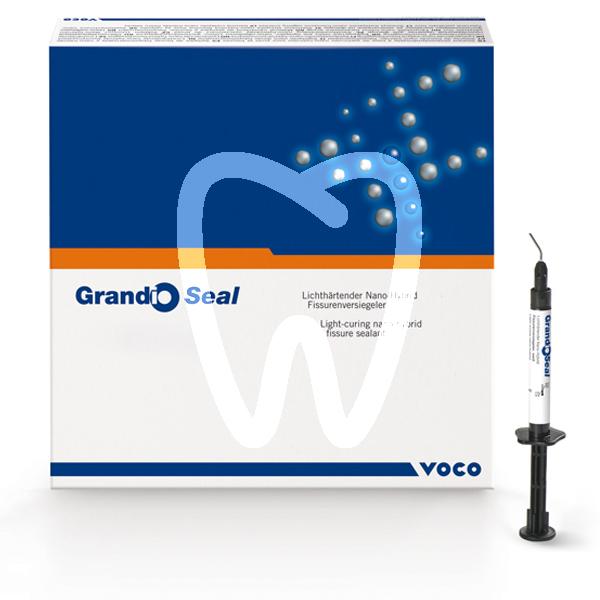 Product - GRANDIO SEAL - SYRINGE 2 X 2 G