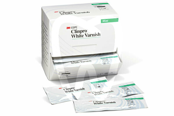 Product - CLINPRO WHITE VARNISH (50u.) -12249-  3M