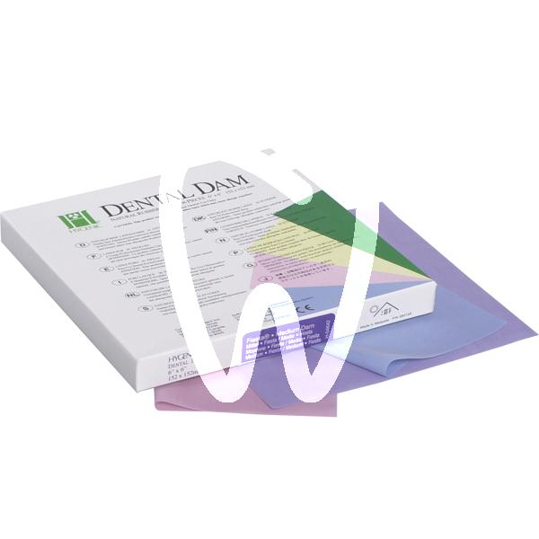 Product - RUBBER DAM FIESTA MEDIUM (H04642)- 36u-