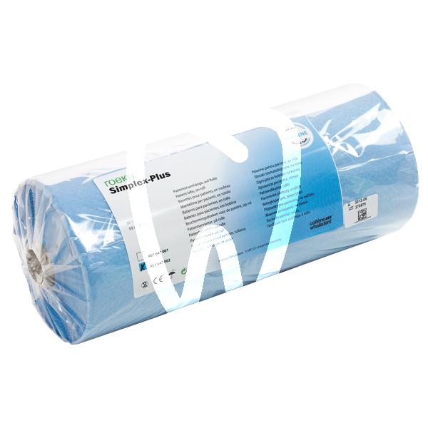 Product - SIMPLEX-PLUS BIBS, BLUE