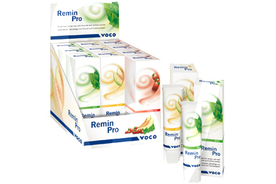 Product - REMIN PRO ASSORTED (3 TUBES) -VOCO 2007-