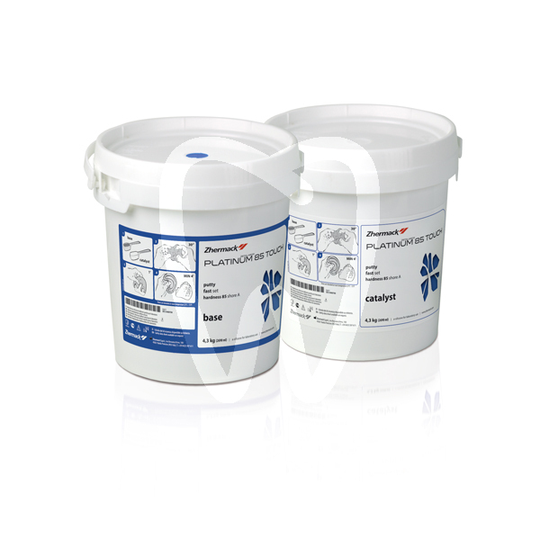 Product - PLATINUM 85 TOUCH 4.3KG + 4.3KG