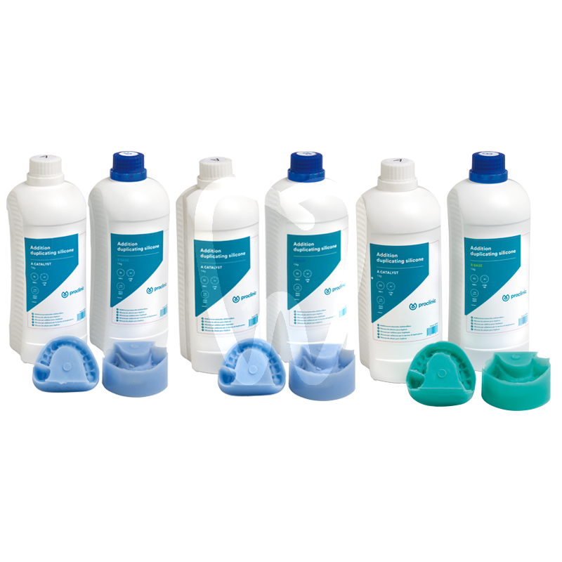 Product - ADDITION DUPLICATING SILICONE A+B