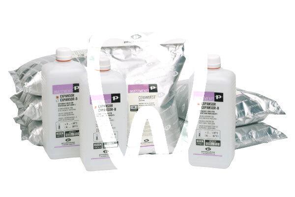 Product - CERAMVEST® POWDER AND LIQUID