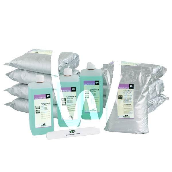 Product - CERAMVEST® HI-SPEED POWDER AND LIQUID